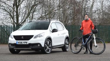 Peugeot 2008 long term - first report header