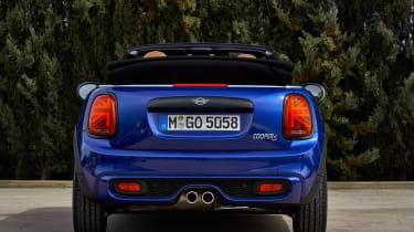 MINI Convertible - full rear