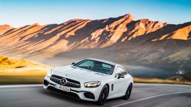 Mercedes SL facelift 2015 3