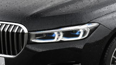 BMW 7 Series - front lights