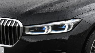 BMW 7 Series - front lights