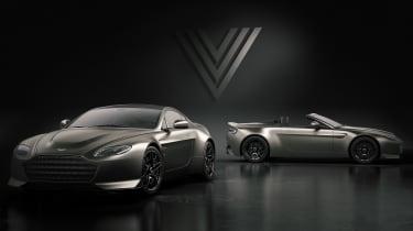 Aston Martin Vantage V600 - header