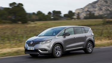 Renault Espace - front view