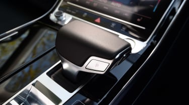 Audi A8 55 TFSI - transmission