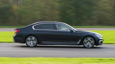 BMW 7 Series - side