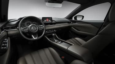 Mazda 6 Tourer - inside