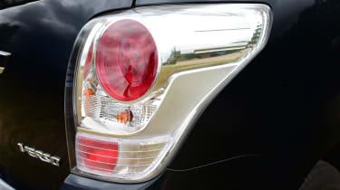 Toyota Verso - rear light