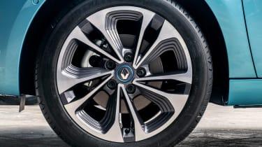Renault ZOE - wheel