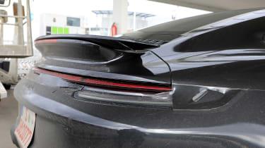 Porsche 911 Turbo S - spyshot 18