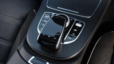 Mercedes-AMG E 63 S transmission