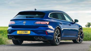 Volkswagen Arteon R Shooting Brake - rear static