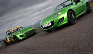 Mazda MX-5 Black Edition vs GT header