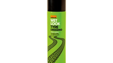 Halfords Wet Look Tyre Dressing