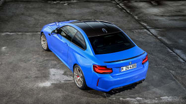 BMW M2 CS - rear