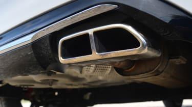 Peugeot 208 GTi exhausts