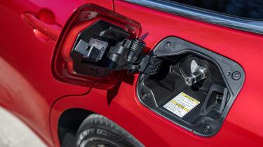 Toyota Mirai - filler cap
