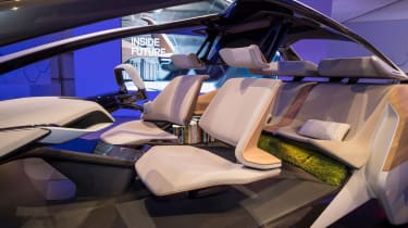 BMW HoloActive touch concept - interior