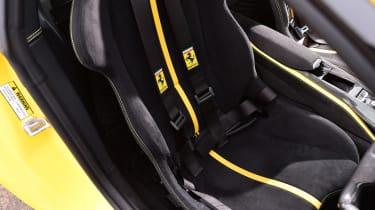 Ferrari 812 Superfast - seat
