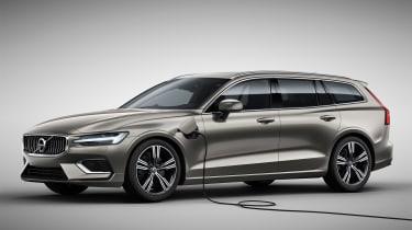 Volvo V60 - plug-in