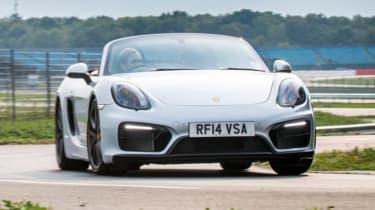 Best performance cars 2017/2018 - Porsche 718 Boxster