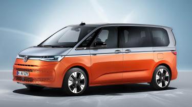 Volkswagen T7 Multivan - front/side