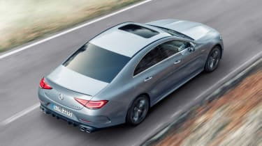 Mercedes-AMG CLS 53 - rear above