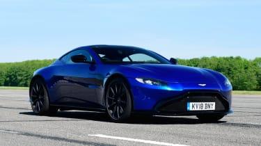 Aston Martin Vantage - front static
