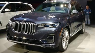 BMW X7 - LA Motor Show - front