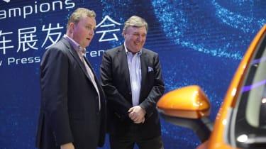 Peter Horbury - Behind Beijing