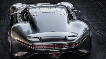 Mercedes-AMG Vision GT - rear