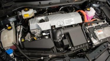 Toyota Auris Mk2 - engine