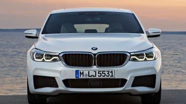 BMW 6 Series Gran Turismo - full front