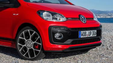 Volkswagen up! GTI - grille