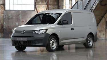 2020 Volkswagen Caddy Maxi - front