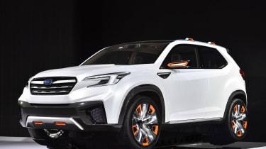 Subaru VISIV concept front