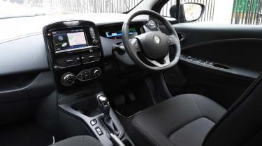 Renault ZOE R110 - dash