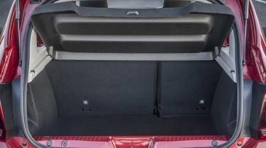 Dacia Sandero SCe 75 Ambiance - boot