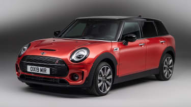 MINI Clubman - studio front static