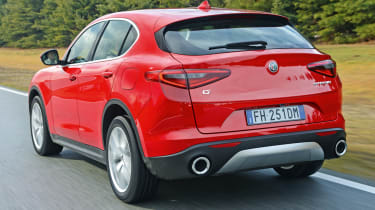 Best new cars of 2017: our road tests of the year - Alfa Romeo Stelvio