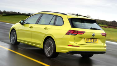 Volkswagen Golf Estate - rear
