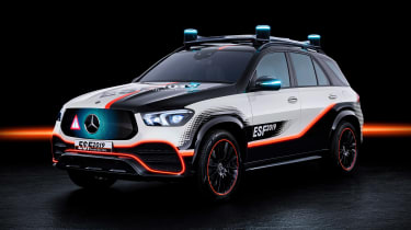 Mercedes ESF Concept - front