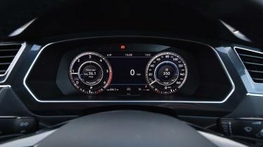 Volkswagen Tiguan Allspace - dials