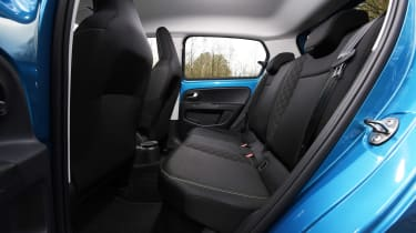 Skoda Citigo-e iV - rear seats
