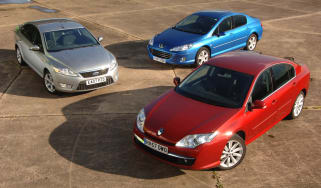 Renault Laguna group