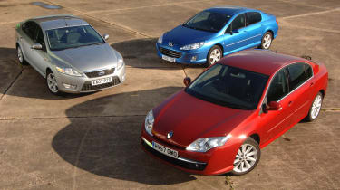 Renault Laguna group