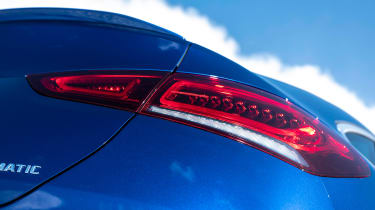Mercedes GLC 400 d Coupe - rear light