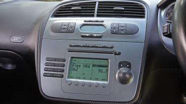 Used SEAT Altea - centre console