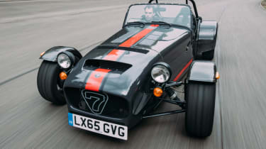 Caterham Seven Review Auto Express