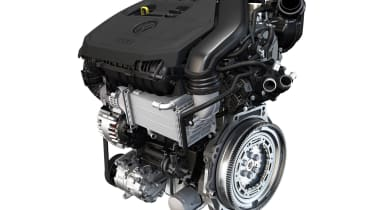 VW 1.5 TSI Evo engine