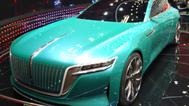 Hongqi electric concept